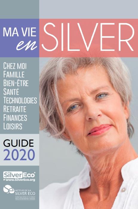 Je souhaite télécharger gratuitement ou recevoir le guide du bien-vieillir 2019, Ma Vie en Silver